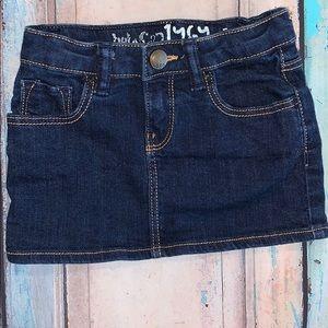 Baby GAP 1969 Jean Skirt
